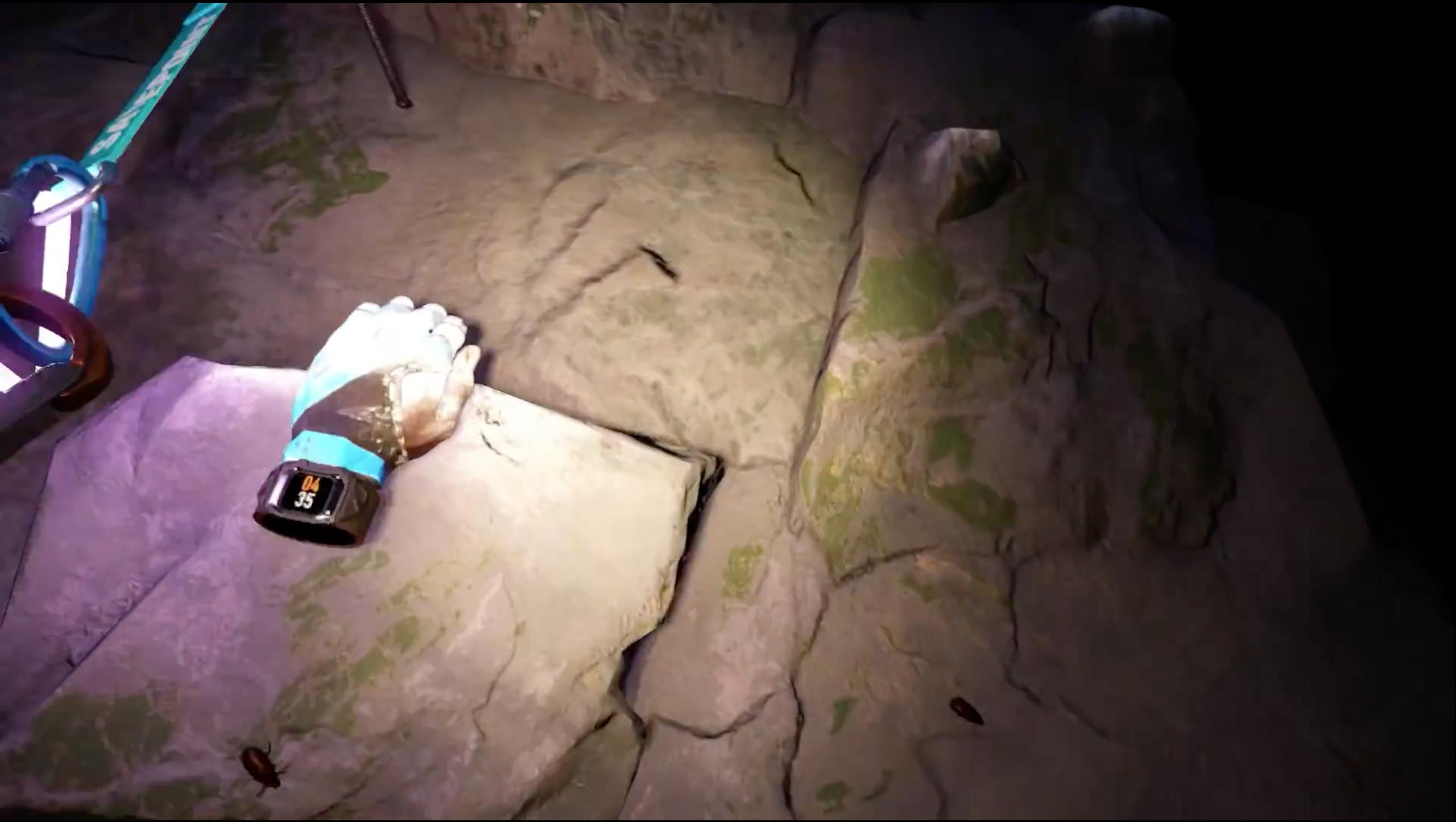 THE CLIMB Launch Trailer (Oculus Rift - VR Game)